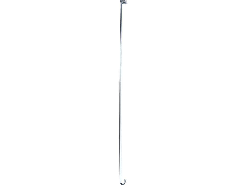 Colgador techo barra cortina 900 mm 16 for Colgador de ducha