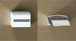 Toilet paper dispensers and accessories godonnier sas - Distributeur papier wc original ...