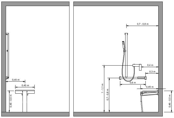 conseils de pose accessoires salle de bain godonnier godonnier sas. Black Bedroom Furniture Sets. Home Design Ideas